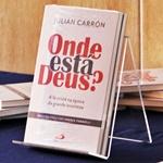Livro Onde está Deus, de Julián Carrón, Paulus Editora